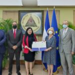 Embajadora de la UE en Nicaragua aboga por una «solución democrática y pacífica» a la crisis sociopolítica