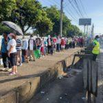 Así avanza el tercer día de la jornada de vacunación anticovid para mayores de 30 años en Managua y Masaya