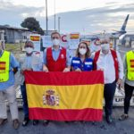 Llegan a Nicaragua casi medio millón de vacunas de AstraZeneca donadas por España