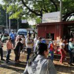 Puestos de vacunación contra el covid-19 en Managua mantienen asistencia regular este martes