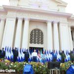 Ortega celebra Bicentenario de la Independencia con discurso contra la Iglesia y el «capitalismo salvaje»