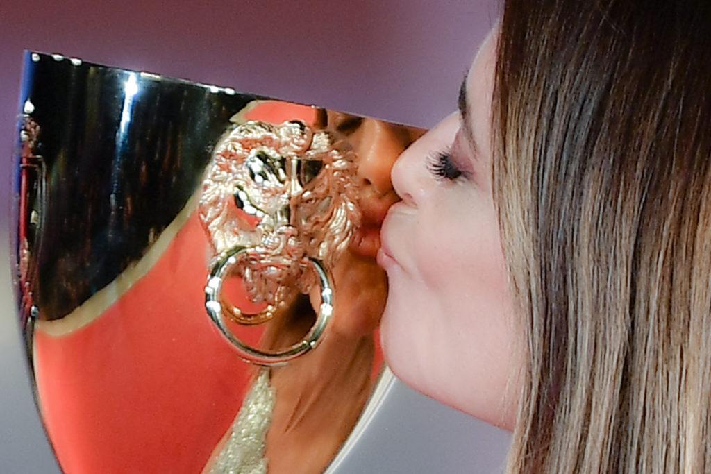 Penélope Cruz forma con su esposo Javier Bardem la pareja insignia del cine ibérico. LA PRENSA/AFP