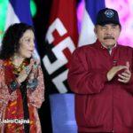 «Aquí tenemos dos presidentes». Daniel Ortega nombra a Rosario Murillo su «copresidenta»