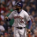 El cubano Álvarez se suelta y los Astros se van arriba en la serie contra Boston