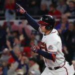 Austin Riley empuja a los Bravos en victoria sobre los favoritos Dodgers