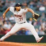 Astros se encomiendan a novato venezolano en segundo juego ante Boston esta tarde