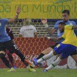 Neymar mueve los hilos de Brasil en la goleada a Uruguay y queda a un paso de  Catar 2022