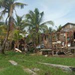 Régimen reconstruye muelle de Bilwi, mientras familias aledañas aún sufren por destrozos de los huracanes Eta y Iota