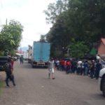 Honduras vacuna contra la covid-19 a nicaragüenses en puestos fronterizos