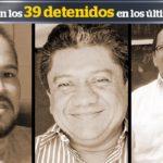 Marcos Fletes, Walter Gómez y Pedro Vásquez solo toman 10 minutos de sol a la semana. Así pasan los días en la cárcel