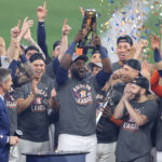 Astros eliminan a Boston y saltan a la Serie Mundial de las Grandes Ligas