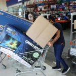 Cómo la crisis de China amenaza las compras y precios de electrodomésticos de Nicaragua, que están en su mejor momento
