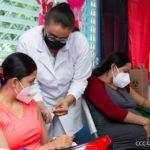 En Managua y Masaya aplicarán primera dosis anticovid a embarazadas este viernes