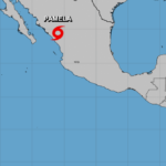 Huracán Pamela toca tierra en la costa Pacífico de México
