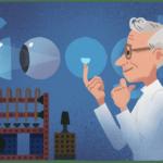 Otto Wichterle, el creador de las lentes de contacto que homenajea el Doodle de Google