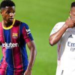 A qué hora y cómo ver el clásico Real Madrid vs. Barcelona de este domingo