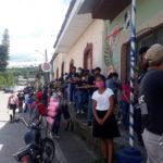 Régimen impone una nueva traba a nicas que buscan vacuna en fronteras con Honduras