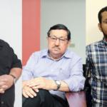 CIDH otorga medidas cautelares a Max Jerez, Mauricio Díaz y Jaime Arellano