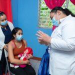 En Managua y Rivas aplicarán primera dosis anticovid a embarazadas este sábado