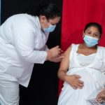 Estos son los lugares donde se aplicará la primera dosis de la vacuna anticovid a embarazadas este martes