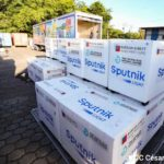 Llega segundo lote de vacunas Sputnik Light