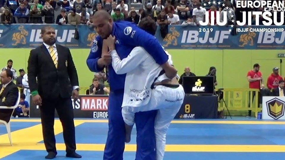 American National IBJJF Jiu-Jitsu Championship 2019