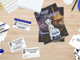 Need business cards or handbills, our graphic design team has you covered.