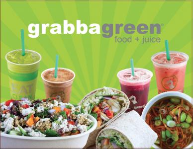 Grabbagreen Food & Juice