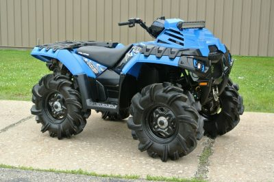 2017 POLARIS-SPORTSMAN 850 HIGHLIFTER EDITION 4X4 ATV With Free Shipping