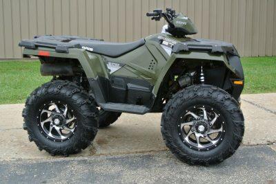 2014 Polaris Sportsman 570 EPS EFI 4X4 ATV