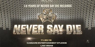 RVLTN Presents: Never Say Die A Decade of Dubstep w/ Zomboy + More! (18 +...