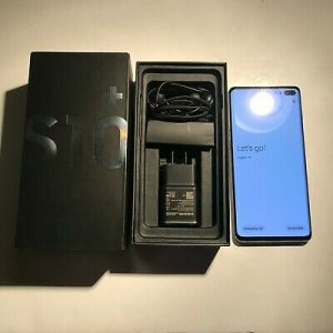 Unlocked Samsung Galaxy S10 Plus
