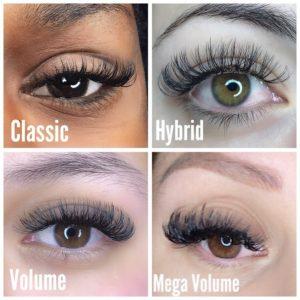 Glambylia lashes