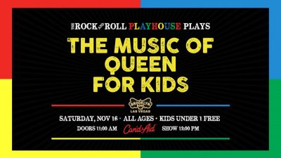 RRPH Plays: The Music of Queen for Kids at BBLV (All Ages)
