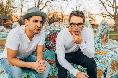 Bobby Bones & the Raging Idiots…. It's Just the Two of Us…sorry!