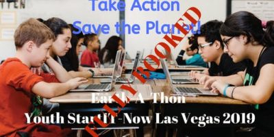 RESCHEDULED: January 19-20 2020 Earth-A-Thon Youth StartIT-Now Las Vegas I