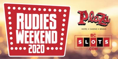 Rudies Weekend 2020 at Plaza Las Vegas
