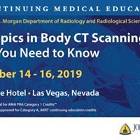 Hot Topics in Body CT Scanning: What You Need to Know