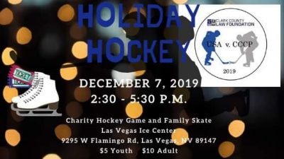 CCLF Holiday Hockey