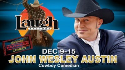 Rodeo Week at Laugh Factory