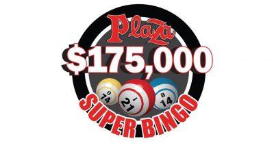 $175,000 Super Bingo December