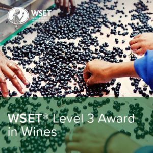 WSET Level 3 Award in Wines Course