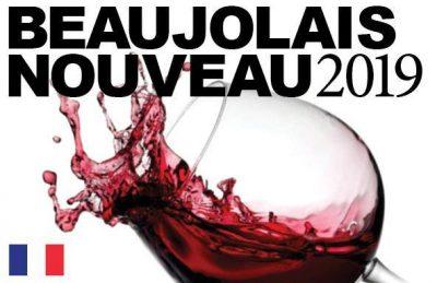 New Beaujolais 2019