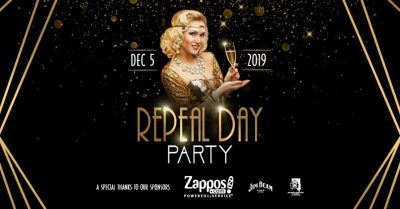 Repeal Day Party in The Underground
