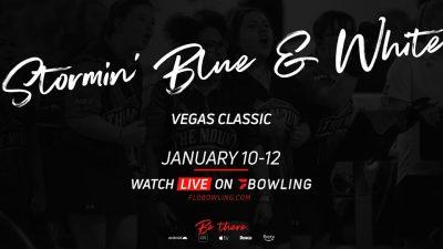 Stormin' Blue & White Vegas Classic