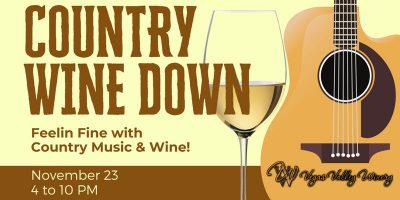 Country Wine Down - Feelin' Fine with Country Music & Wine