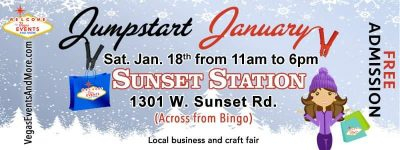 Jumpstart January