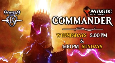 MTG: Commander Night