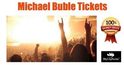 Michael Buble Tickets Las Vegas NV T-Mobile Arena 5/9