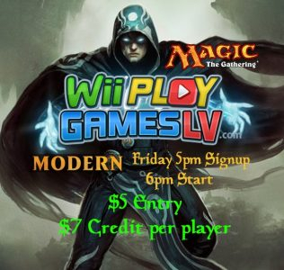 Friday Night Magic - Modern Tournament